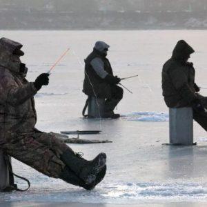 Лед крайне опасен!