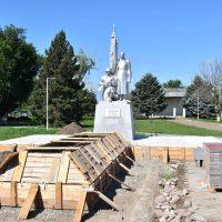 Братскую могилу капитально отремонтируют