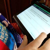 За неделю Всероссийской переписи ее прошли 38% жителей района