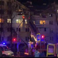 В жилом доме в Набережных Челнах произошел взрыв газа
